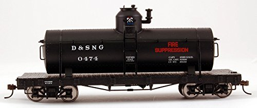 BACHMANN 27122 Spec Tank-D&S #0474 Fire Suppression ON30 by Bachmann Trains