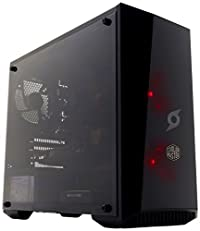 Stormforce Onyx Gaming Desktop - Black - Intel Core I3-7100 3.9 Ghz, 8 Gb Ram, 1 Tb HDD, Nvidia Geforce GTX 1050 Ti Dedicated Graphics, Windows 10 Home