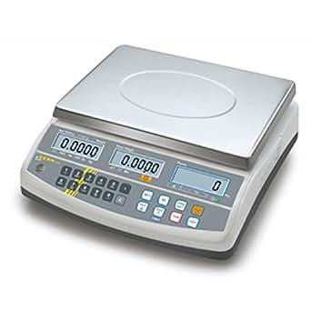 Zählwaage CFS-15K0.2 15kg / Abl. 0,2 g / kl. Teilgew. 0,2g