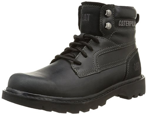Caterpillar - Bridgeport, Stivali Desert da uomo, nero (black), 43