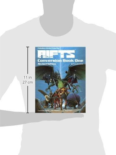 RIFTS Conversion: Bk. 1