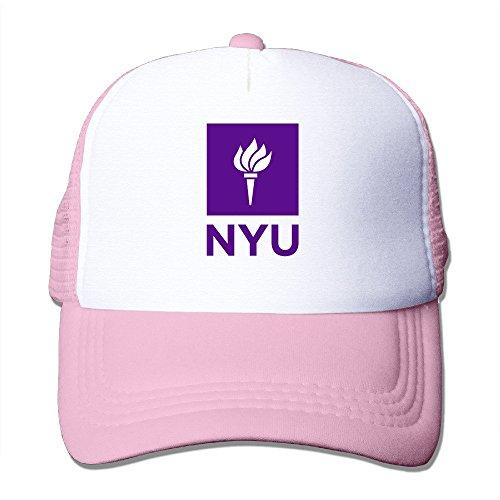 Fitty area New York University NYU Geek Cap Hat One Size RoyalBlue - Hat New University York