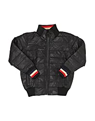 Pepe Jeans Boys Jacket (PIBT200622_Black_10)