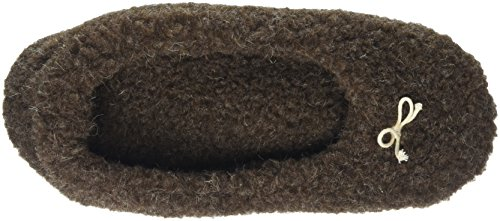 Woolsies Viola, Chaussons femme Marron - Brown (Earthy Brown)