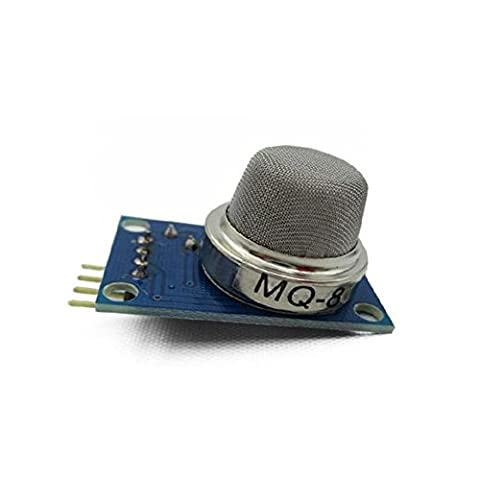 XinGuan Mq8 Mq 8 hydrogen gas sensor gas sensor module Arduino //mq8 3-5 v Dc 10-1000 ppm carbon dioxide oxidation sensors for gas detection instrument Arduino //Mq-8 hydrogen sensor detection alarm gas sensor modules