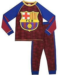 Barcelona Football Club - Ensemble De Pyjamas - Barcelona FC - Garçon