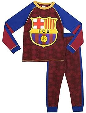 Barcelona Football Club Jungen Barcelona FC Schlafanzug