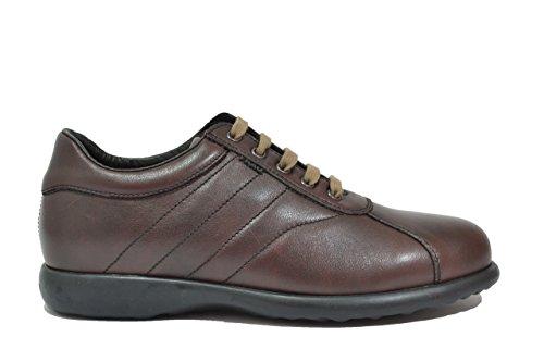 Frau Sneakers scarpe uomo burgundy 27M3 44
