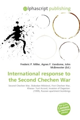 International response to the Second Chechen War