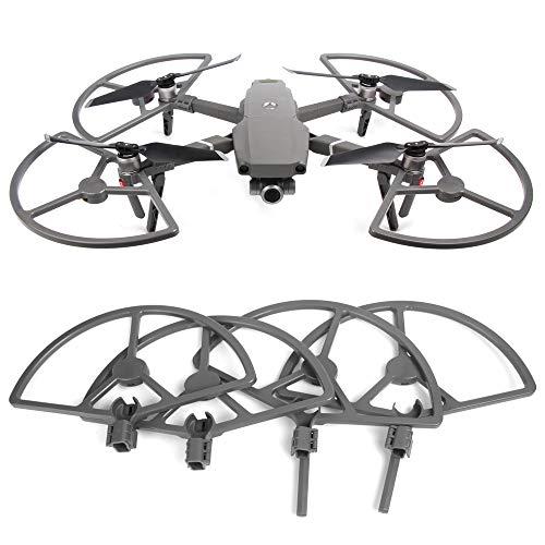 RC GearPro Protecteur de Protection d'hélice de Protection à libération Rapide Pare-Chocs avec Train d'atterrissage Pliable pour Drone DJI Mavic 2 Pro/Zoom