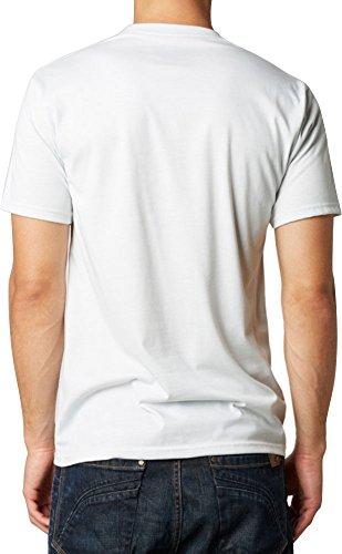 Fox Herren T-Shirt Weiß