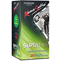 PleasureWorld - KamaSutra Superthin - 20 Kondome preisvergleich bei billige-tabletten.eu