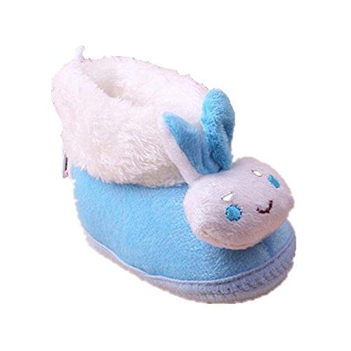 Yogogo - Bottes d'hiver pour bébé - Soft Sole - chaussures Crib chaudes