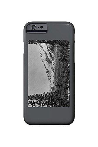 Alaska - Mt McKinley National Park Hotel Exterior Photo (iPhone 6 Cell Phone Case, Slim Barely There) -