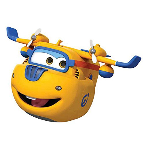Super Wings 0 Figura Donnie 7cm, 0 8426842050430