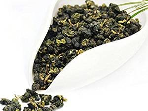 Organischen Taiwan Jin Xuan Oolong Tee Milchgeschmack grün Loose Leaf Formosa High Mountain Wulong gewachsen Koffein Medium für Detox Gewichtsverlust US FDA SGS verifiziert (Hunger Suppressant)