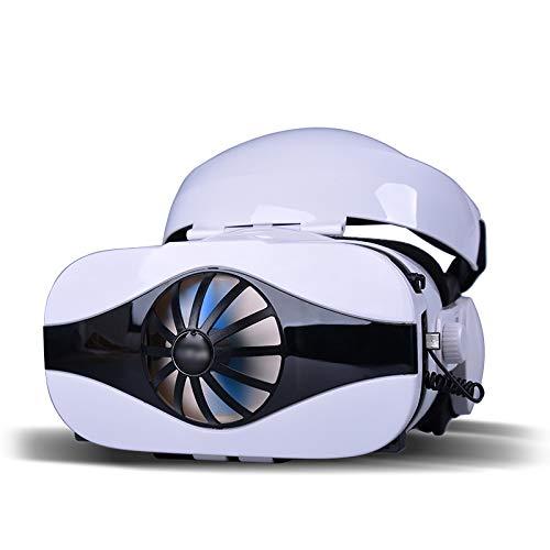 VR Headset Virtuelle Realität 3D Brille Mit Verstellbarer Linse Kompatibel Alle Arten Von Smartphones Wie Das Sony, Samsung, HTC, Huawei, XiaoMi, MEIZU, Moto, OnePlus