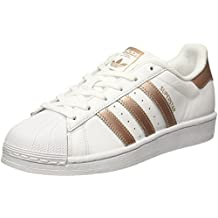 adidas superstar fille rose