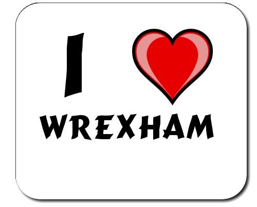 i-love-wrexham-decorated-mouse-pad