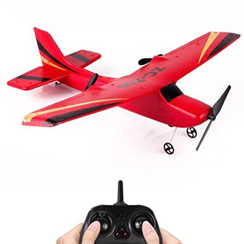 IGEMY Z50 Gyro RTF Fernbedienung Segelflugzeug 350mm Spannweite EPP Micro Indoor RC Flugzeug (RD)