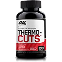 Optimum Nutrition Thermocuts Fat Metaboliser, 100 Capsules