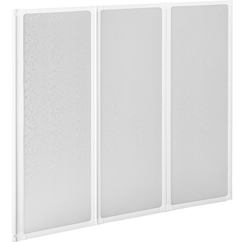 Tectake 800521 Pared Plegable de Bañera