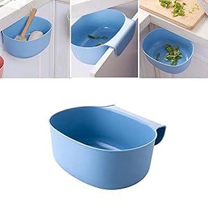 squarex-Wand Küche Schrank Tür-Regal-Aufbewahrung Garbage Boxs