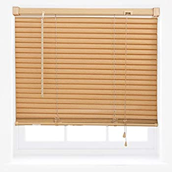 Furnished Pvc Venetian Blinds Made To Measure Wood Effect
