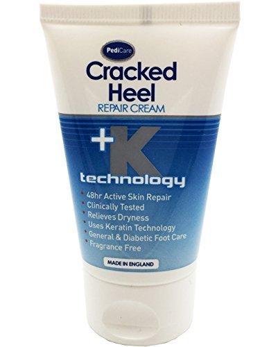 - PediCare Skin Cracked Heel Repair Cream Kit 35ml by PediCare