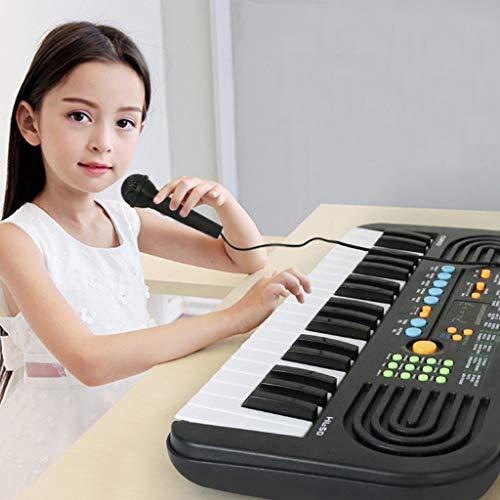 (TAOtTAO 37 tasten digitale musik elektronische tastatur e-piano orgelinstrument kindertastatur tastaturspielzeug wissenschaft und bildung spielzeug früherziehung musikinstrument)