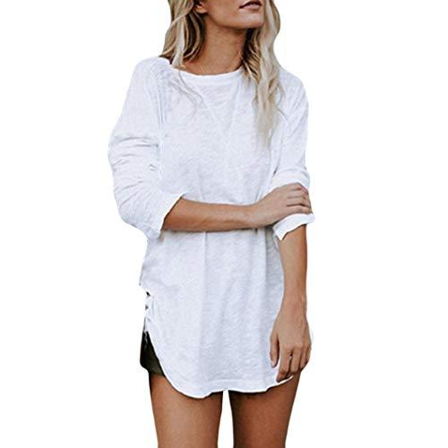 Yvelands Teenager Totenkopf und t-Shirts unter Euro Uni von Viskose Weiss Summer Women