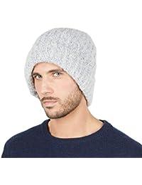 BRUNELLA GORI Cappello Lana Invernale Unisex Berretto Uomo Donna per  Autunno e Inverno Cappelli Lavorati a 130ffde3a097