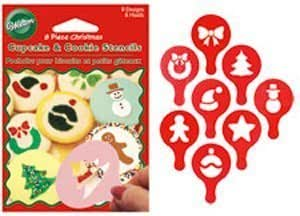 Wilton Holiday Mini Stencil Set of 8, Garden, Haus, Garten, Rasen, Wartung