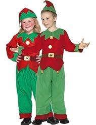 Elfenkostüm, Kostüm Elfe Kinder, Fasching