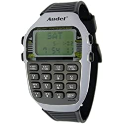 Clock Audel MC-5101 Crono Alarm Databank Calculator
