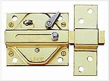 Lince 5019D20 - Cerrojo Reforzado 7930R Latonado 74