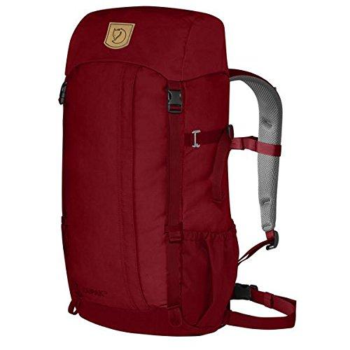 *Fjällräven 2018 Sac à Dos Loisir, 45 cm, 30 liters, Rouge (Rojowood) Acheter en ligne