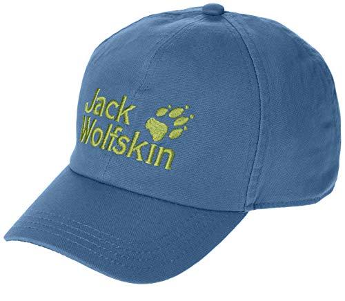 Jack Wolfskin Kinder Baseball Kappe, Ocean Wave, One Size (49-55CM)