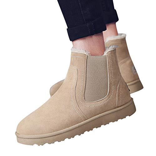 Jujiashoes Autunno e Inverno Unisex-Adulto Scarpe Sportive di Sicurezza Sneaker Stile scarpe Traspirante da lavoro scarpe bass stivali da neve stivaletti da donna Tipo di tacco: Senza tacco