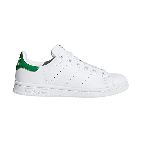Zapatillas Adidas Blancas para Mujer. Stan Smith Sneaker, Tenis