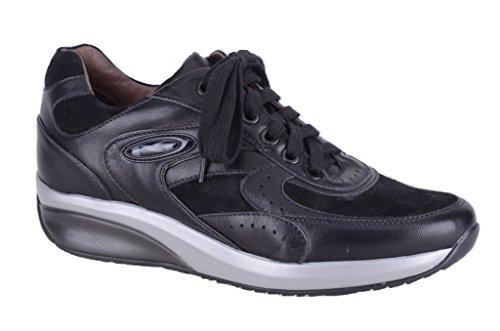 Nero Giardini Sneaker Donna A207730D Nappa Nero