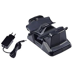 AmazonBasics – Controller-Ladestation für PlayStation-4-DualShock-4-Controller