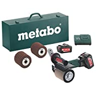 Metabo S 18 LTX 115 Set Akku-Satiniermasc TV00, 600154880