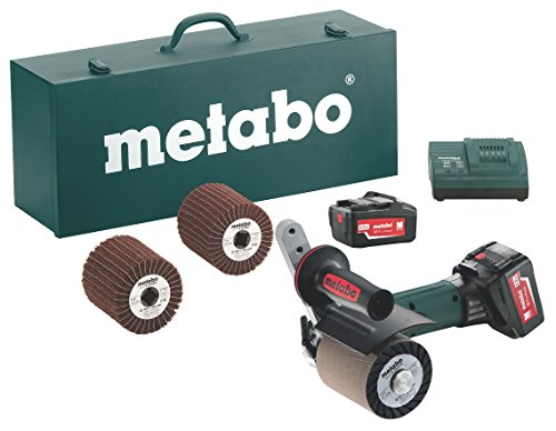 Metabo S 18 LTX 115 Set Akku-Satiniermasc TV00, 600154880