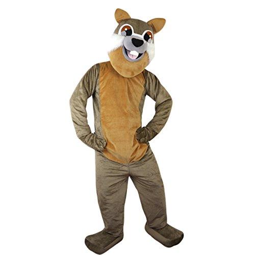 Langteng-Eichhörnchen-Kostüm, Braun, 20days -