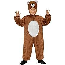 Widman - Disfraz de oso infantil, talla 3 - 5 años (S/9750A)