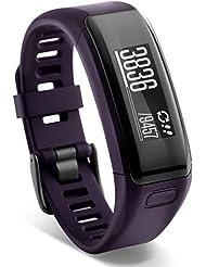 Garmin vivosmart Tracker d'activité avec Smart notification et base poignet moniteur de fréquence cardiaque