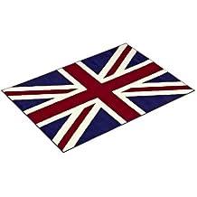 Union Jack Bandera de Inglaterra/Londres de alfombra, 160x225