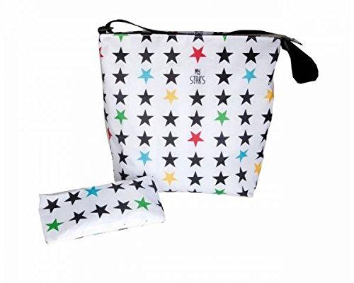 MY BAG'S Bolso universal carrito neceser conjunto