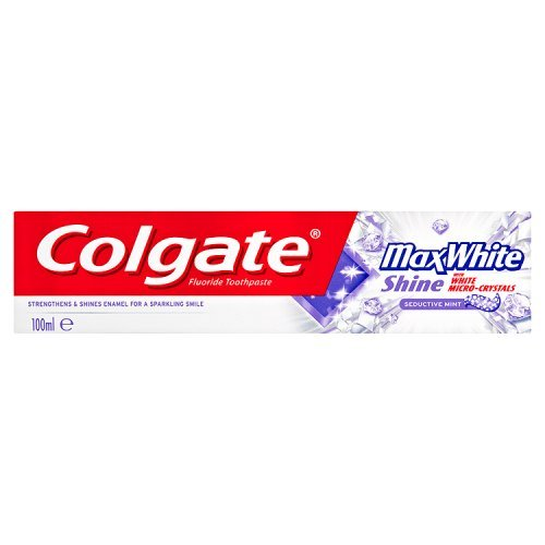 Colgate MaxWhite SHINE with Micro-Cristals 100ml